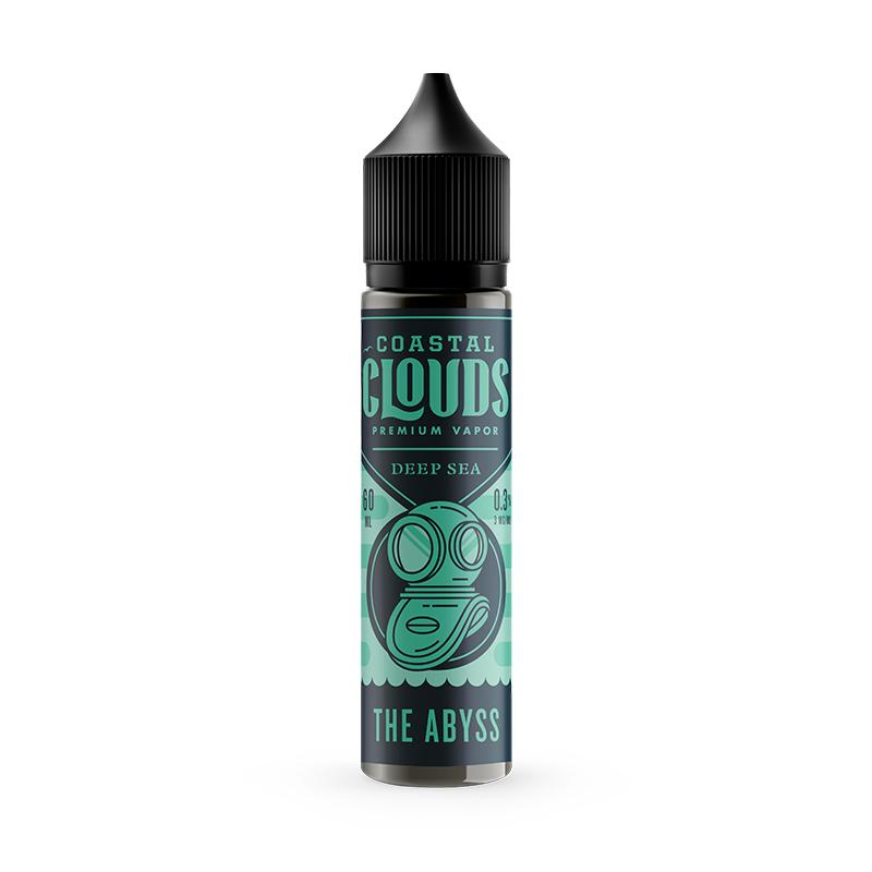 Coastal Clouds Deep Sea The Abyss 60ml Vape Juice-Blazed Vapes