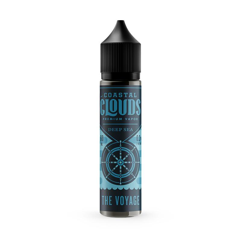 Coastal Clouds Deep Sea The Voyage 60ml Vape Juice-Blazed Vapes