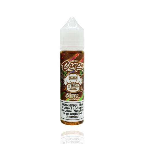 Crepe Liquid Churro Pebbles 60ml Vape Juice-Blazed Vapes