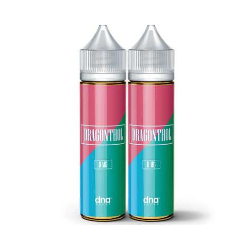 DNA Vapor Dragonthol 2x60ml Vape Juice