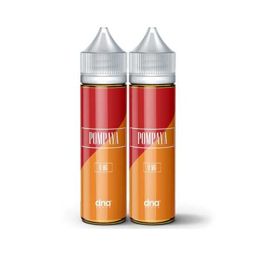 DNA Vapor Pompaya 2x60ml Vape Juice