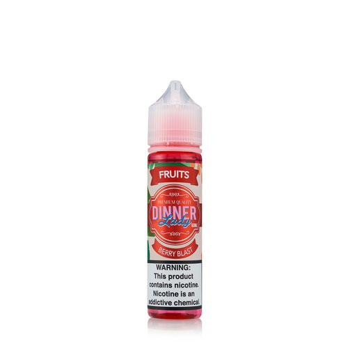 Dinner Lady Fruits Berry Blast 60ml Vape Juice-Blazed Vapes