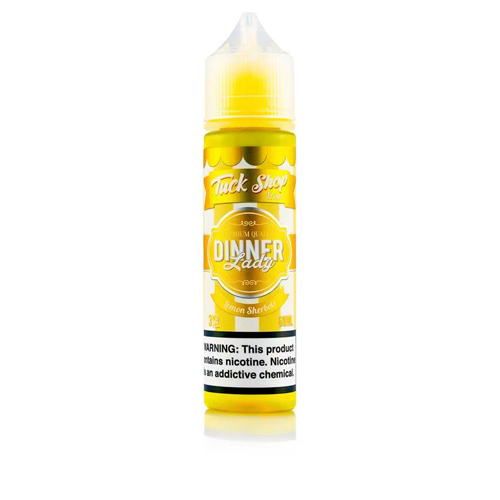 Dinner Lady Tuck Shop Lemon Sherberts 60ml Vape Juice-Blazed Vapes