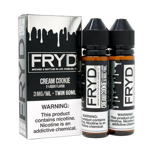 FRYD Cream Cookie 2x60ml Vape Juice-Blazed Vapes