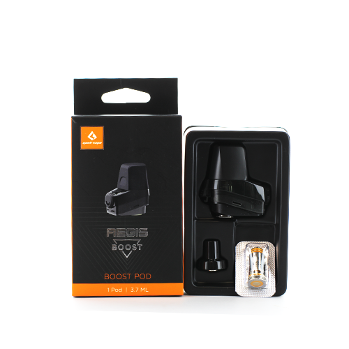 Aegis Boost Pod (1pc COIL INCLUDED) - Geekvape-Blazed Vapes