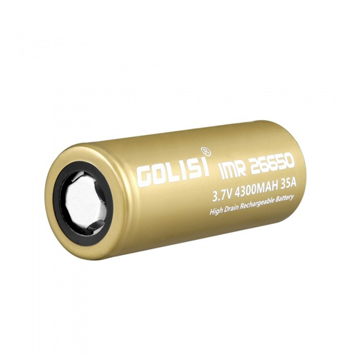 Golisi 26650 4300mAh 30A Battery-Blazed Vapes