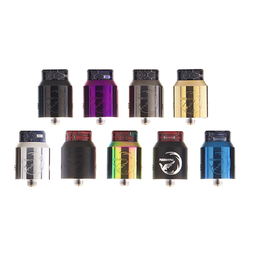 Hellvape Rebirth 24mm RDA (PRE-ORDER)-Blazed Vapes