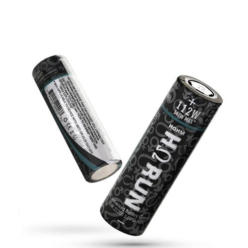 Hohm RUN 21700 3023mAh 39.1A Battery (Pack of 2)-Blazed Vapes
