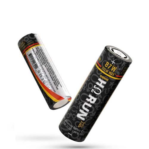 Hohm RUN XL 21700 4007mAh 30.3A Battery (Pack of 2)-Blazed Vapes