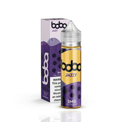 Jazzy Boba Original 60ml Vape Juice