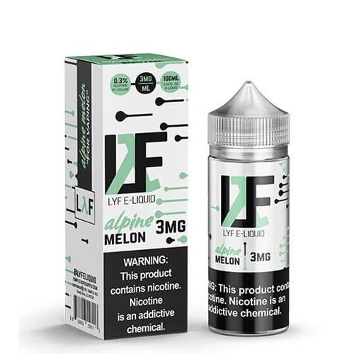 LYF Alpine Melon 100ml Vape Juice-Blazed Vapes