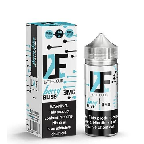LYF Berry Bliss 100ml Vape Juice-Blazed Vapes