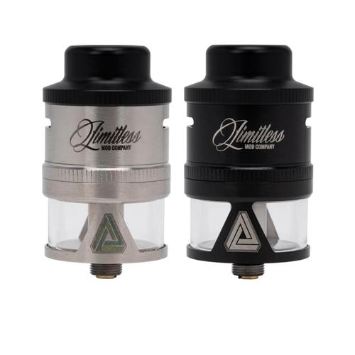Limitless Mod Co. Prime 26mm RDTA-Blazed Vapes