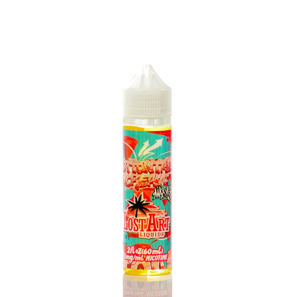 Lost Art MAX VG Cottontail Cream 60ml Vape Juice-Blazed Vapes