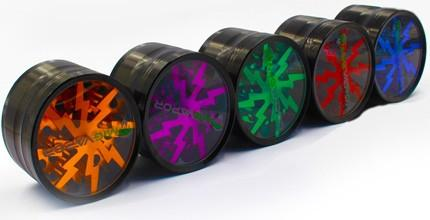 Mig Vapor Bolt Shredder Dry Herb Grinder-Blazed Vapes
