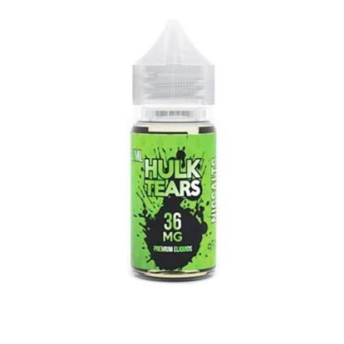Mighty Vapors Salts Hulk Tears 30ml Salt Vape Juice-Blazed Vapes