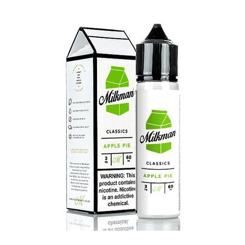 Milkman Delights Apple Pie 60ml Vape Juice-Blazed Vapes