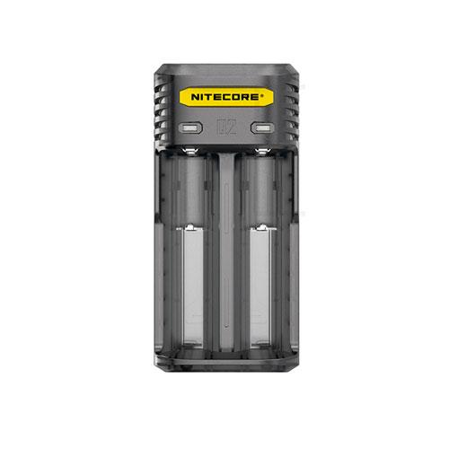 Nitecore Q2 Battery Charger-Blazed Vapes