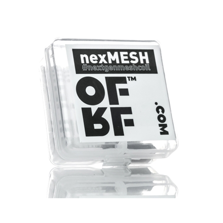 OFRF nexMESH Rebuildable Mesh Sheet (Pack of 10) | For the Profile RTA-Blazed Vapes