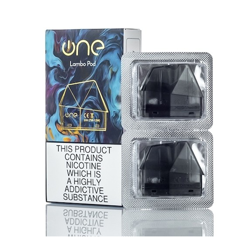 ONE Vape Lambo Replacement Pods (Pack of 2)-Blazed Vapes