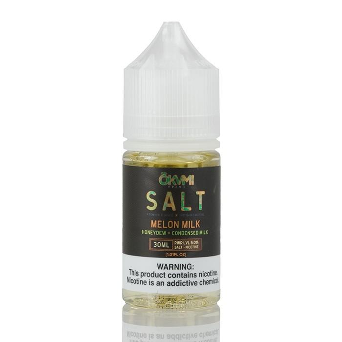 Okami Salts Melon Milk 30ml Nic Salt Vape Juice-Blazed Vapes