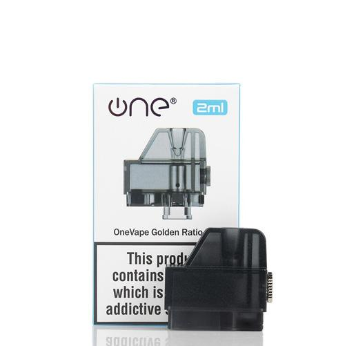 OneVape Golden Ratio Pod Cartridge (COILS NOT INCLUDED)-Blazed Vapes