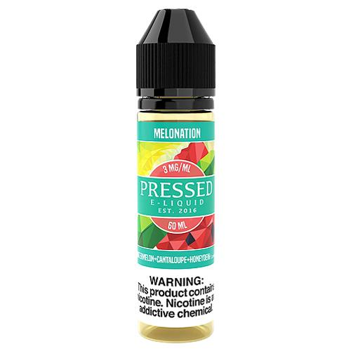 Pressed Melonation 60ml Vape Juice-Blazed Vapes