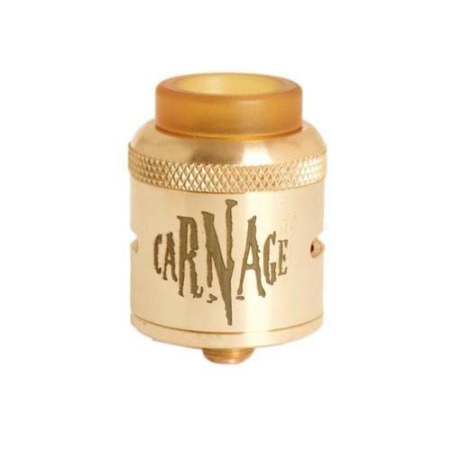 Purge Mods Carnage 25mm RDA-Blazed Vapes
