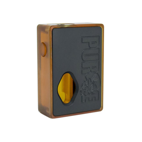 Purge Mods ULTEM & Aluminum Mechanical Squonk Mod-Blazed Vapes