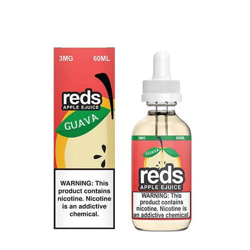 Reds Apple Guava 60ml Vape Juice-Blazed Vapes
