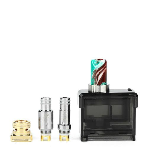 Smoant Pasito Replacement Cartridge + Coils Pack-Blazed Vapes