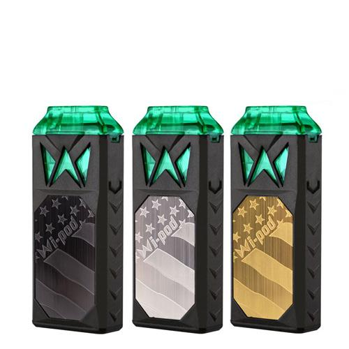 Smoking Vapor Wi-Pod Alternative Vaporizer-Blazed Vapes