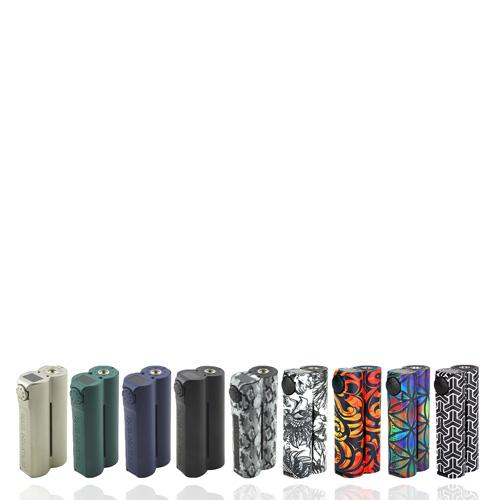 Squid Industries Double Barrel 3.0 150W Mod-Blazed Vapes