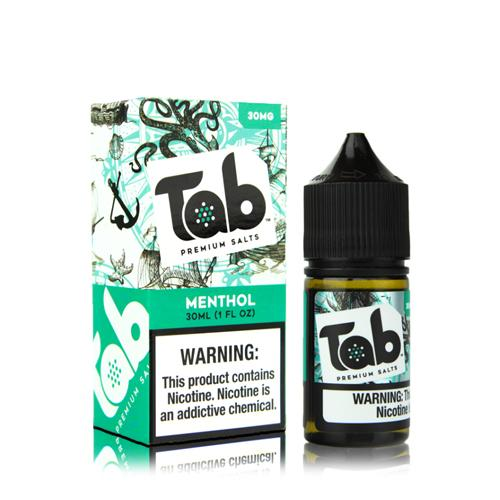 Tab Axiom (Menthol) 30ml Nic Salt Vape Juice-Blazed Vapes