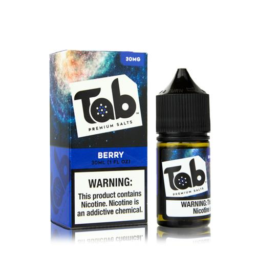 Tab Marauder (Berry) 30ml Nic Salt Vape Juice-Blazed Vapes