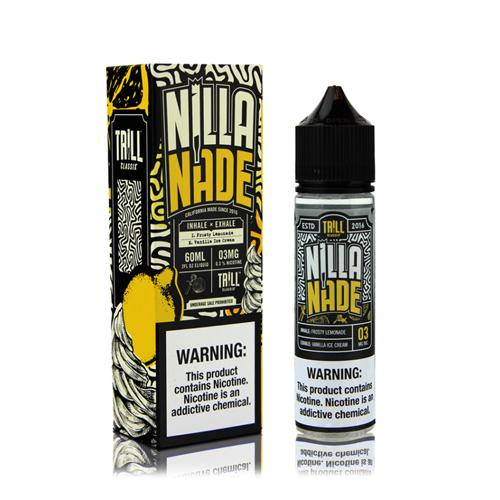 Trill Classix Nilla Nade 60ml Vape Juice-Blazed Vapes