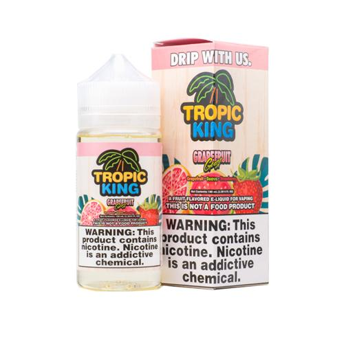 Tropic King Grapefruit Gust 100ml Vape Juice-Blazed Vapes