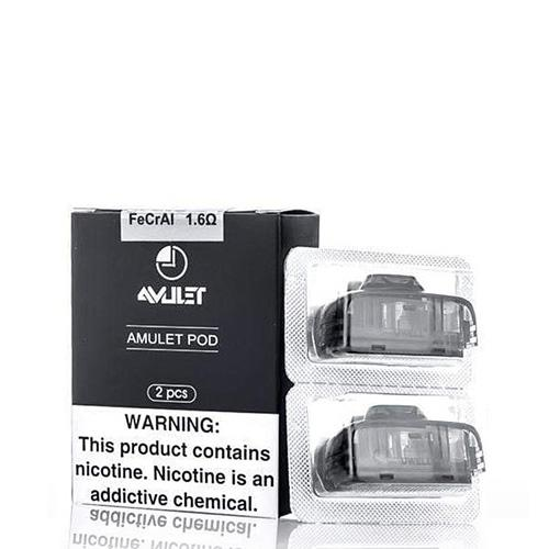 Uwell Amulet Replacement Pod Cartridge (Pack of 2)-Blazed Vapes