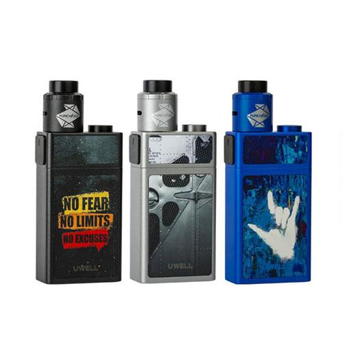 UWELL Blocks 90W Squonk Kit-Blazed Vapes