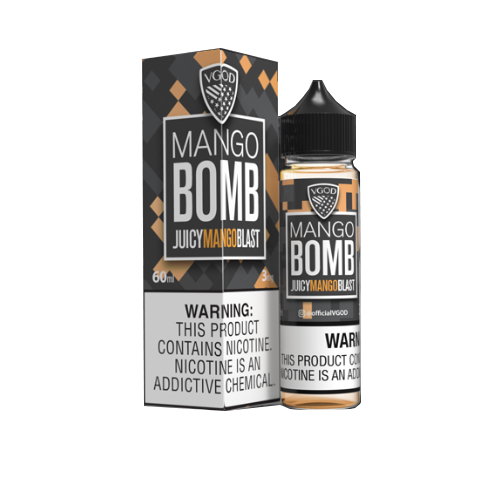 VGOD Mango Bomb 60ml Vape Juice-Blazed Vapes