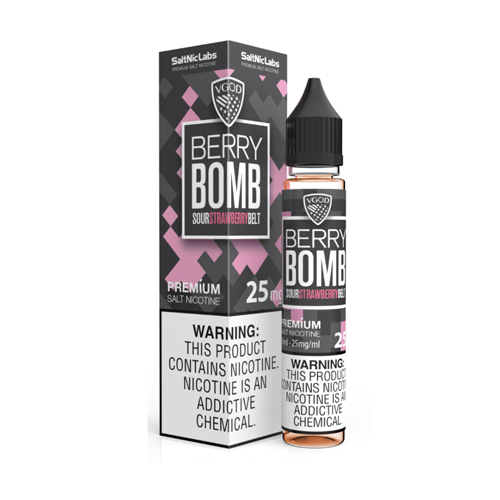 VGOD SaltNic Berry Bomb 30ml Nic Salt Vape Juice-Blazed Vapes