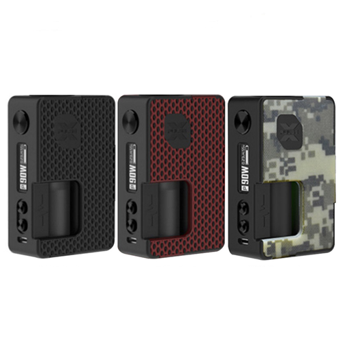 Vandy Vape Pulse X 90W Squonk Mod-Blazed Vapes