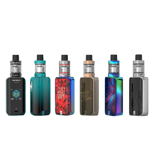 Vaporesso LUXE Nano 80W Kit-Blazed Vapes