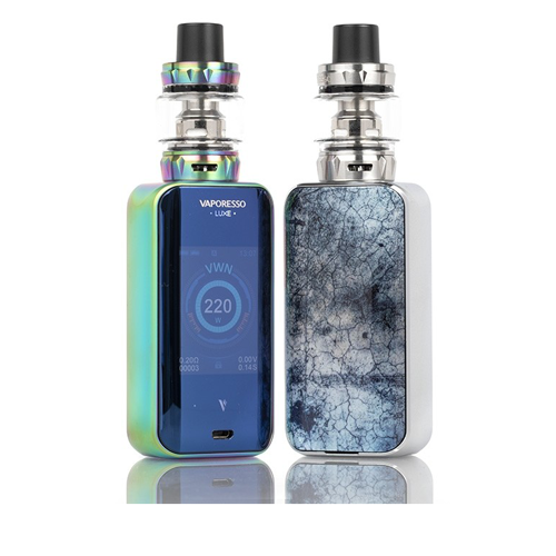 Vaporesso LUXE ZV 200W Kit-Blazed Vapes