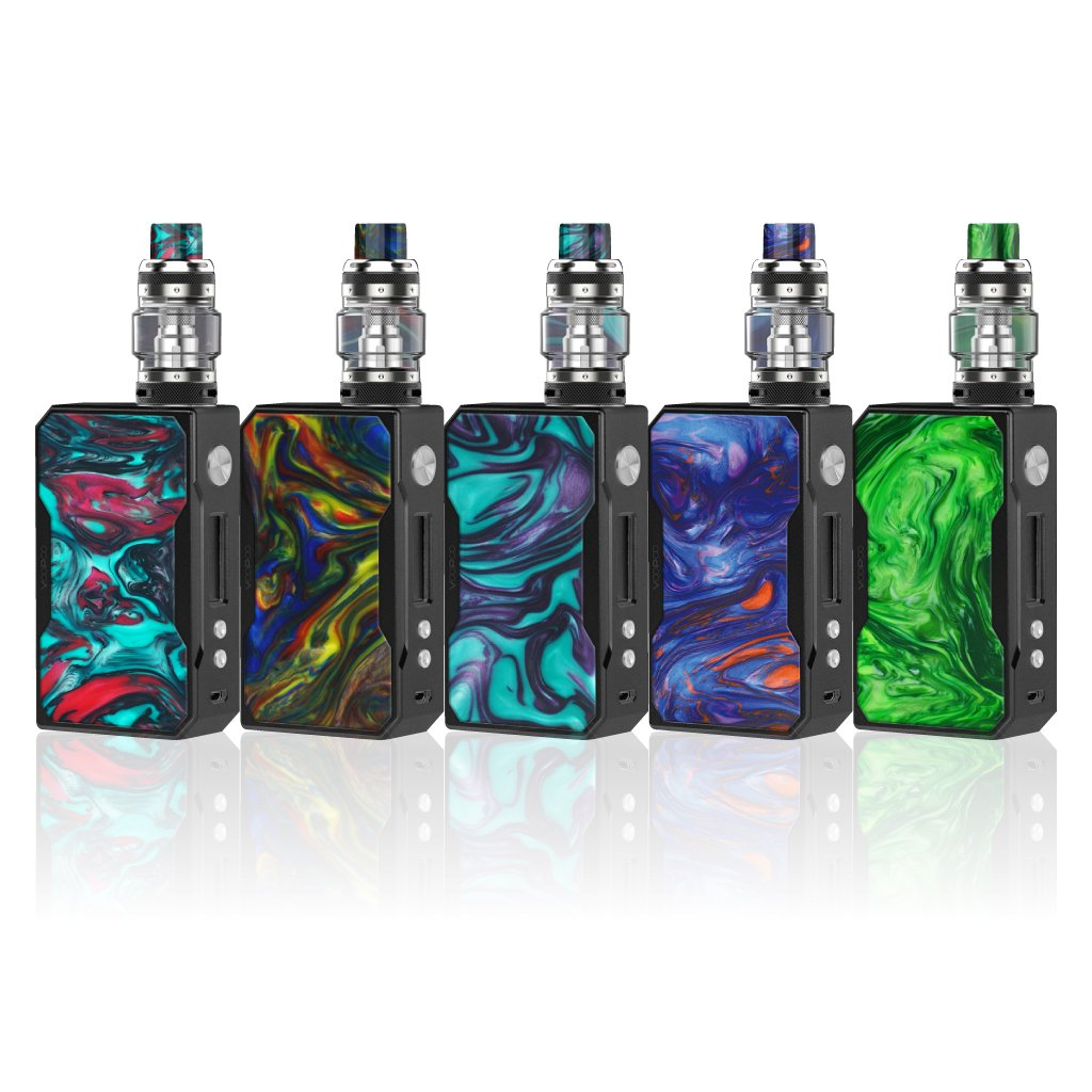 VooPoo Black Drag 157W Kit-Blazed Vapes