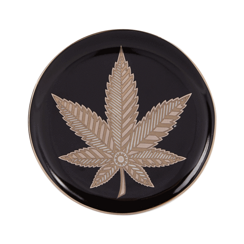 Higher Standards x Jonathan Adler Hashish Coasters-Blazed Vapes