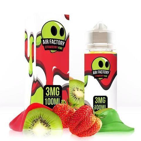 Air Factory Vape Juice Strawberry Kiwi 100ml-Blazed Vapes