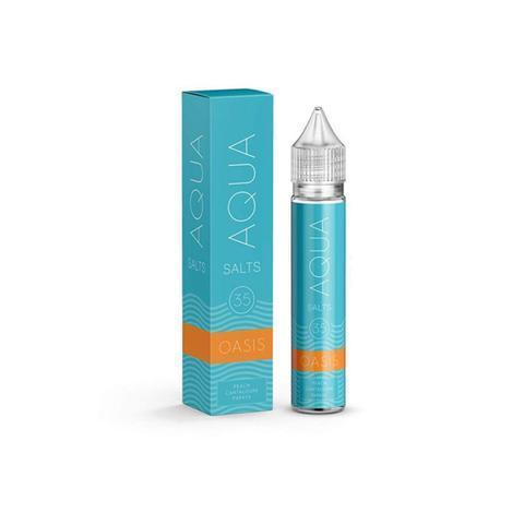 Aqua Salts Fruit Oasis 30ml Nic Salt Vape Juice-Blazed Vapes