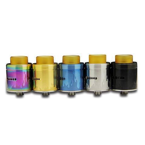Arctic Dolphin Blaze 24mm RDA-Blazed Vapes