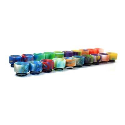 Asmodus Acrylic Stumpy Wide Bore Drip Tip-Blazed Vapes